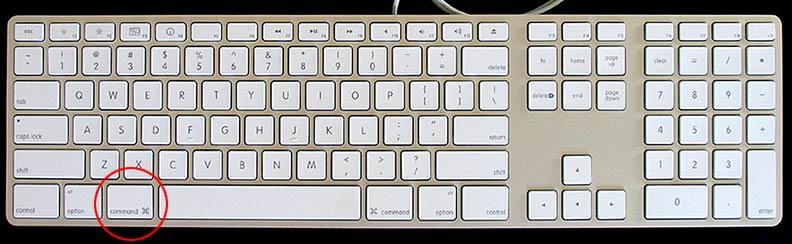 cmd button keyboard